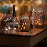 """Orsini 10"""" LED Candle Lantern"""