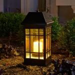 San Rafael Estate Solar Lantern