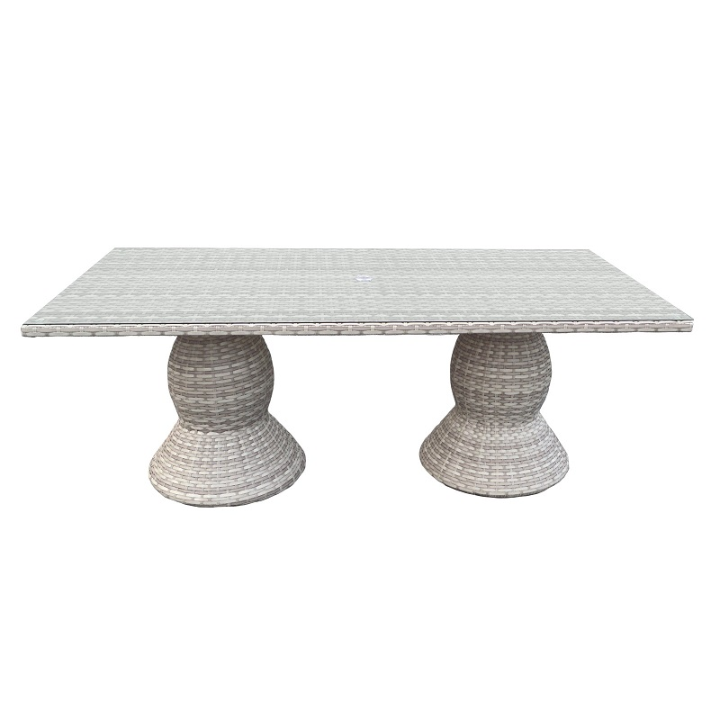 Rectangular Outdoor Patio Table