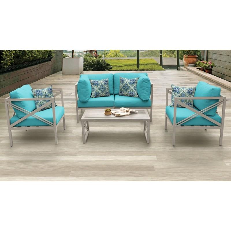 Outdoor Wicker Patio Furniture Set 05b