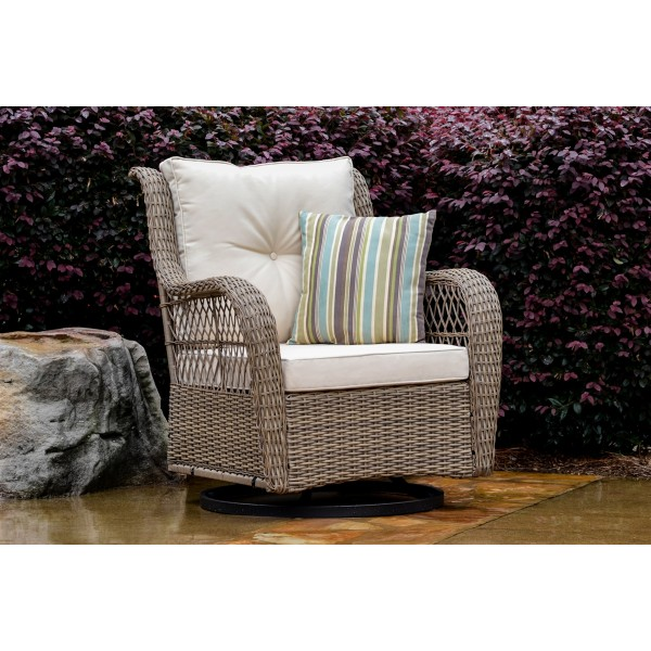 Rio Vista Swivel Glider Chair