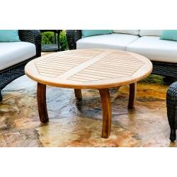 "Jakarta Round 39.5"" Coffee Table"