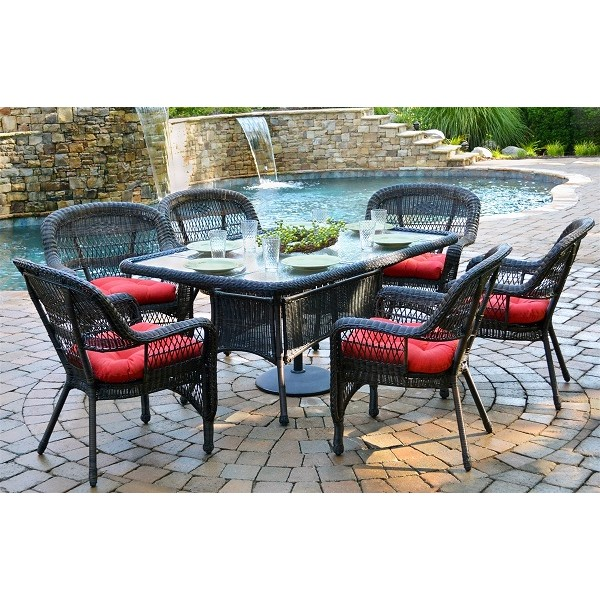 Portside 7Piece Dining Set