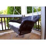 Portside Porch Swing in Dark Roast