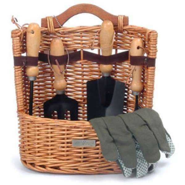 The Arbor Gardening Basket