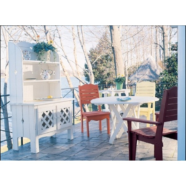 Companion Outdoor Hutch
