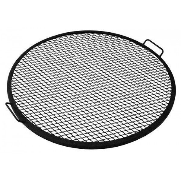"24"" Mesh Fire Pit Cooking Grill"