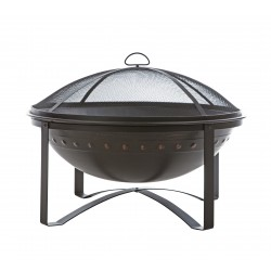 Highland Wood Burning Fire Pit