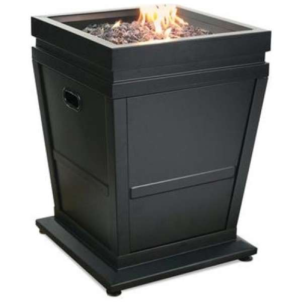 - LP GAS Outdoor Fireplace