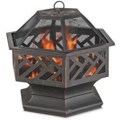 Wood Burning Firepits