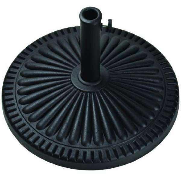 18kg Veranda Umbrella Base - Black