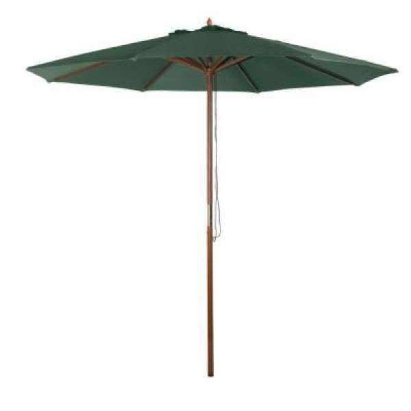 9' Market Umbrella - Green