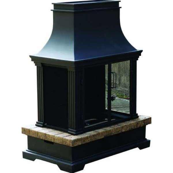 Portofino Gas Fireplace