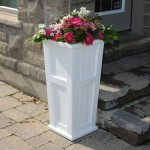 Cape Cod 32' Tall Patio Planter