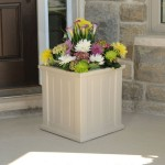 Cape Cod Patio Planter 16x16
