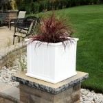Cape Cod Patio Planter 20x20