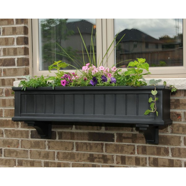 Cape Cod Window Box 4ft