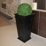 "Fairfield 40"" Tall Planter"