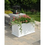 Fairfield Patio Planter 20x36