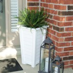 "Lakeland 28""Tall Patio Planter"