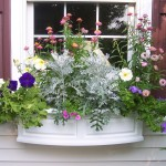 Nantucket Window Box 3ft