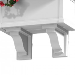 Yorkshire Decorative Brackets 2pk