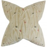 Dusha Foliage Pillow Sand