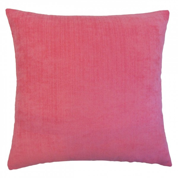Rafiya Outdoor Pillow Pink