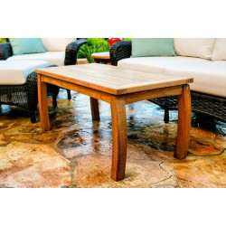Jakarta Traditional Coffe Table 20x40""