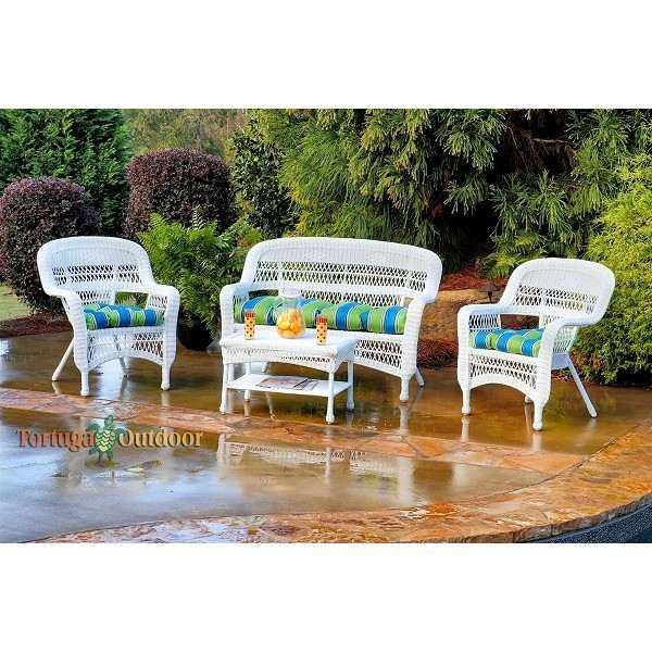 4 Piece Portside Seating