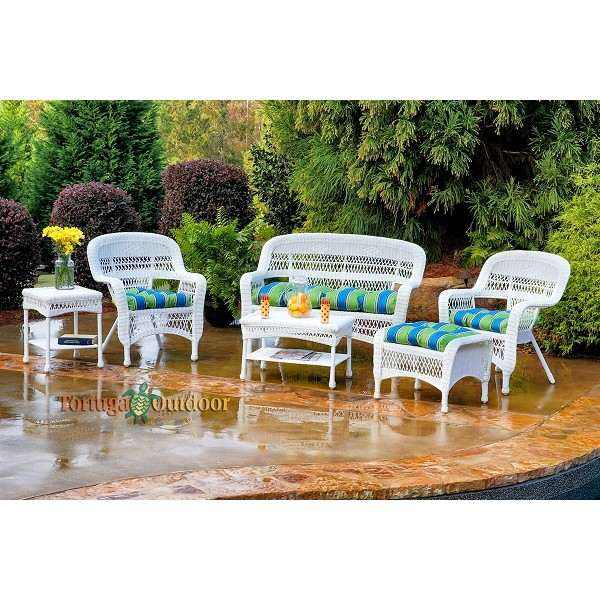 6 Piece Portside Seating