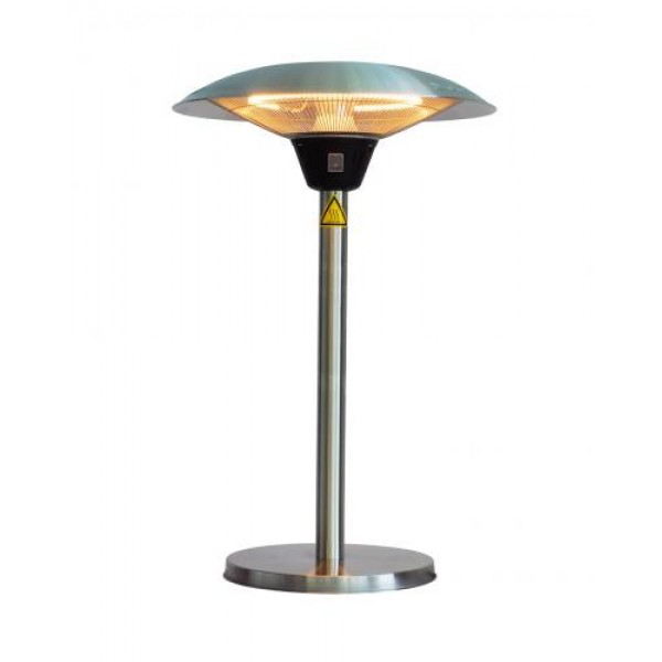 Cimarron Stainless Steel Table Top Halogen Patio Heater